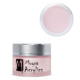 Moyra Acrylic Powder Dark Pink 12g