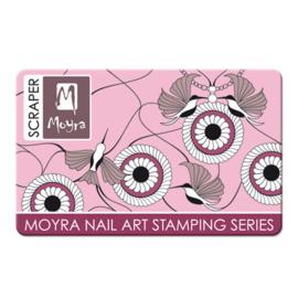 Moyra Scraper 5 Roze Design