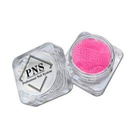 PNS Lace/Kant Neon Roze