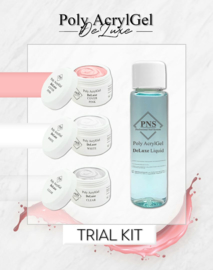 PNS Poly AcrylGel DeLuxe Trial Kit 2
