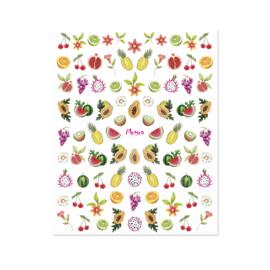 Moyra Matrica Sticker No.18