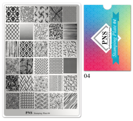 PNS Stamping Plate 04