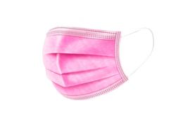 Facemask 50 stuks roze