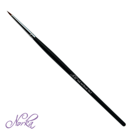 Norka Nail Art Brush no.1