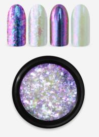 Moyra Rainbow Flakes pink