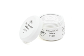 PNS Poly AcrylGel DeLuxe White 15ml