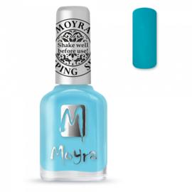 Moyra Stamping Nail Polish sp22 turqouise