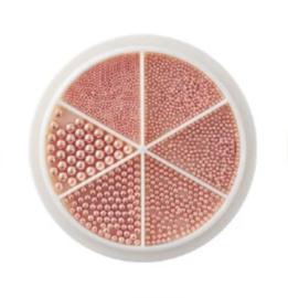PNS Caviar Balls Set RoseGold