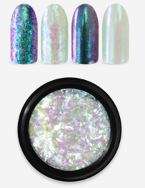 Moyra Rainbow Flakes green