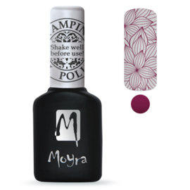 Moyra Stamping Gel Polish sgp04 Berry