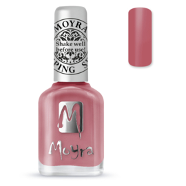 Moyra Stamping Nail Polish sp36 Vintage Mauve