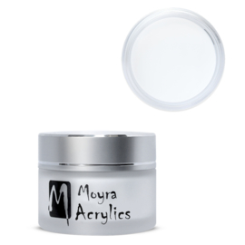 Moyra Acrylic Powder Moon White 12g