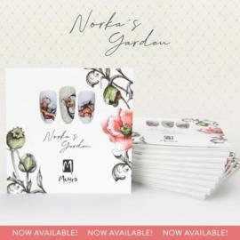 Moyra Norka's Garden Book