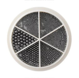 PNS Caviar Balls Set Black