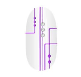 PNS Spider Gel Neon Purple