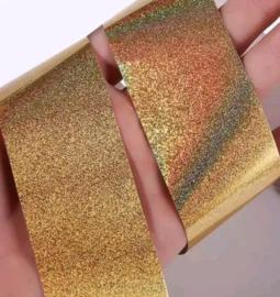 PNS Foil Glitter Gold 3