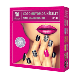Moyra Nail Stamping Kit No.01