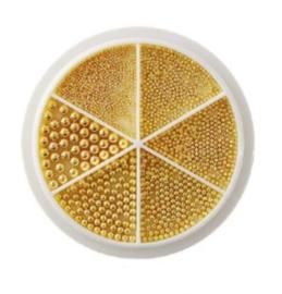 PNS Caviar Balls Set Gold
