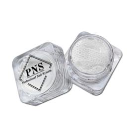 PNS Lace/Kant Beige/Wit