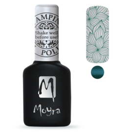 Moyra Stamping Gel Polish sgp08 Green
