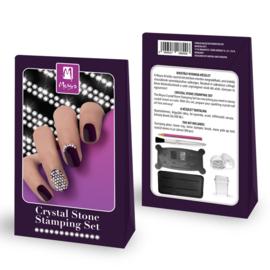 Moyra Crystal Stones Stamping Set