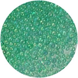 PNS Caviar Balls Glass Green No.17