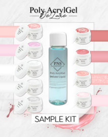 PNS Poly AcrylGel DeLuxe Sample Kit 2