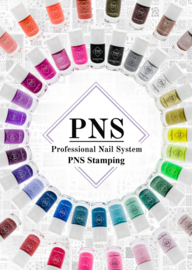 PNS Stamping boekje