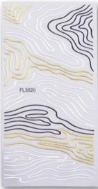 PNS Flex Stickers FL3020