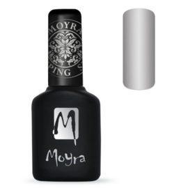 Moyra Foil Polish For Stamping fp03 Silver