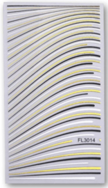 PNS Flex Stickers FL3014