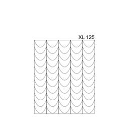 PNS Airbrush Stencil Sjablonen XL125