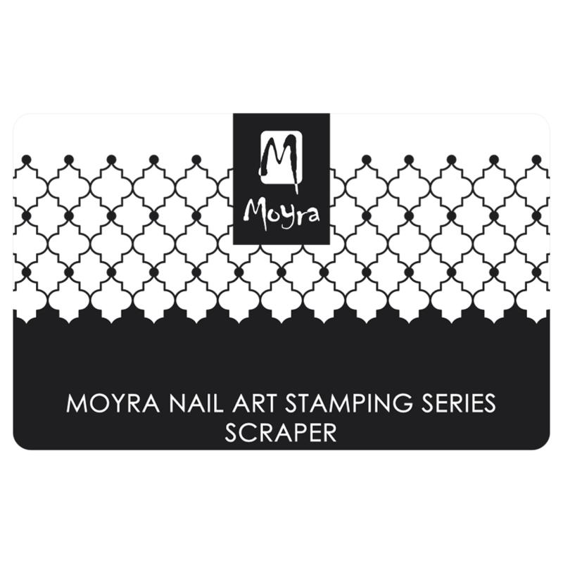 Moyra Scraper 7 BlackWhite
