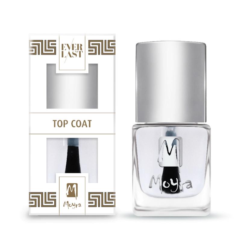 Moyra Everlast Nail Care Family Silicone Top Coat