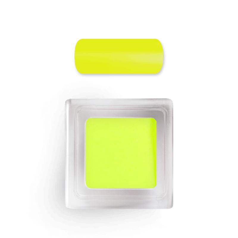 Moyra Color/Glitter Acryl 28 Neon Yellow