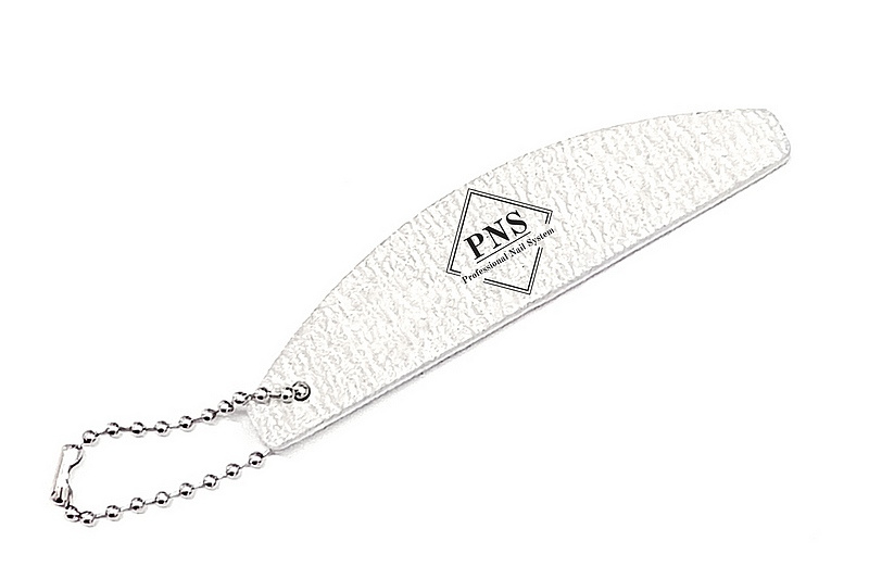PNS Halfmoon Vijl 100/180 sleutelhanger (30stuks)