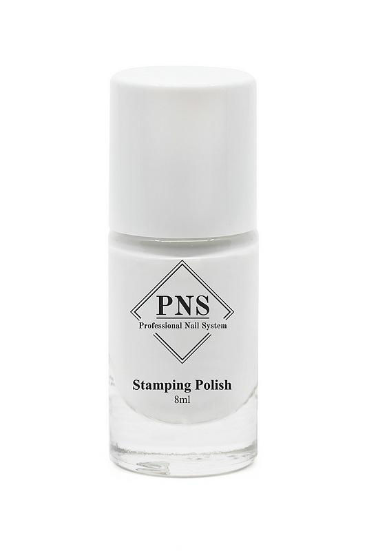 PNS Stamping Polish 02 Wit