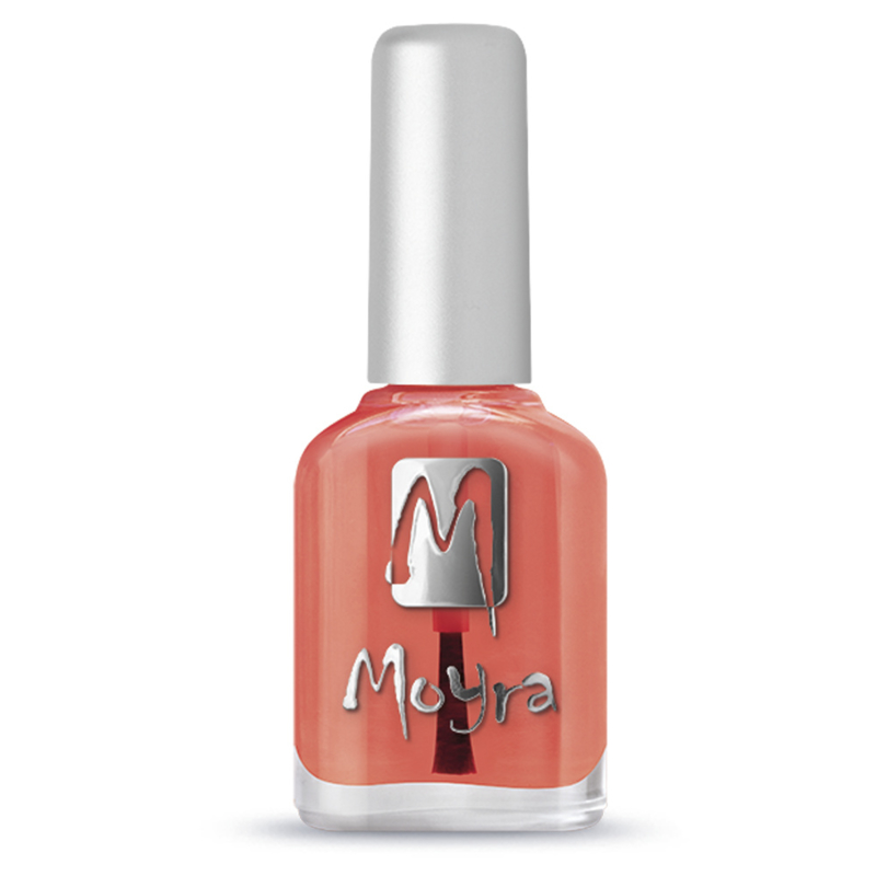 Moyra Cuticle Oil Strawberry in fles met borstel