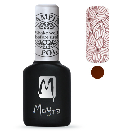 Moyra Stamping Gel Polish sgp07 Merlot