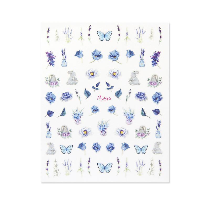 Moyra Matrica Sticker No.16