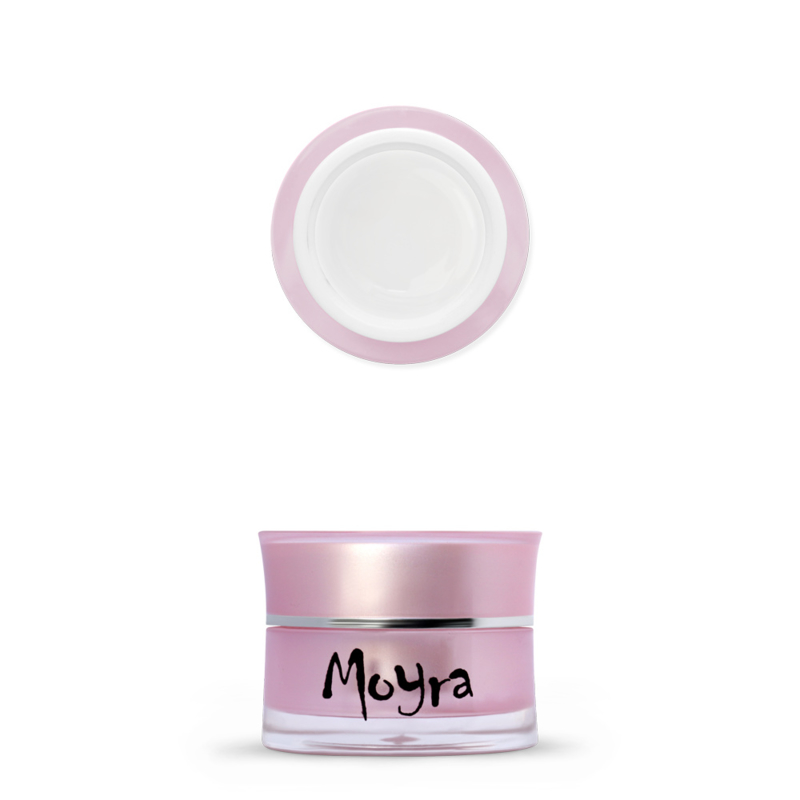 Moyra Builder Gel Milky White 5ml