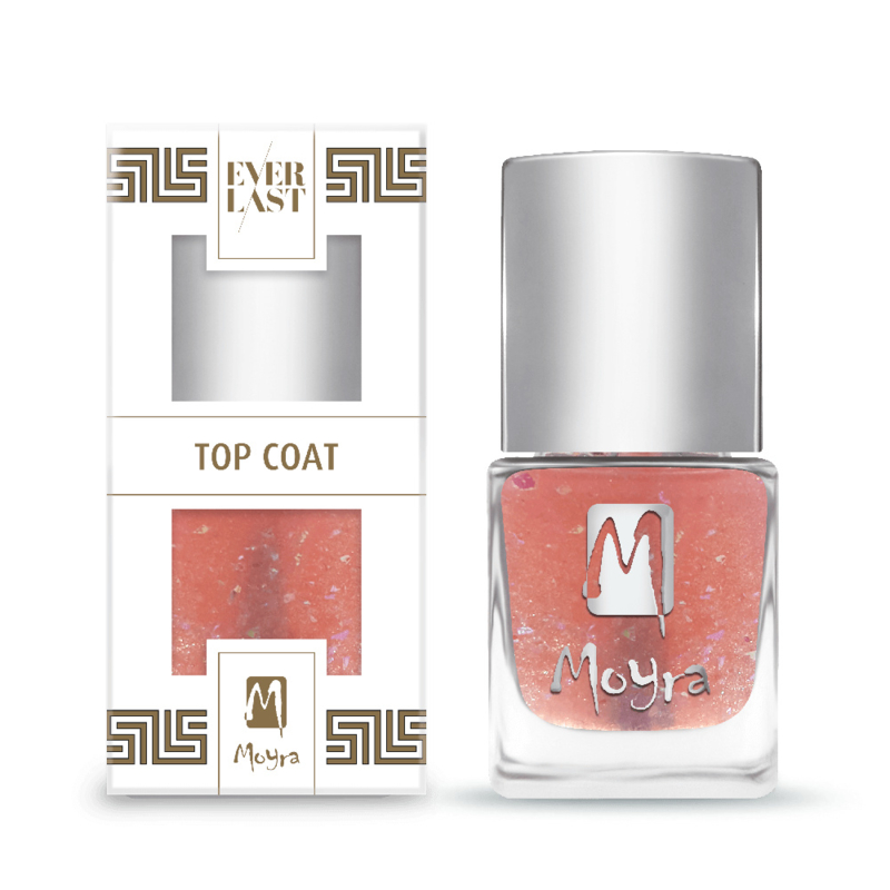 Moyra Everlast Nail Care Family Diamond Top Coat