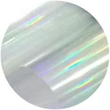 PNS Foil Holo Transparant White 11