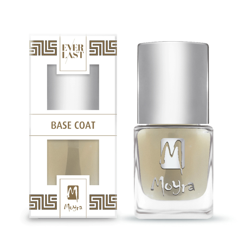 Moyra Everlast Nail Care Family Clarity Base Coat