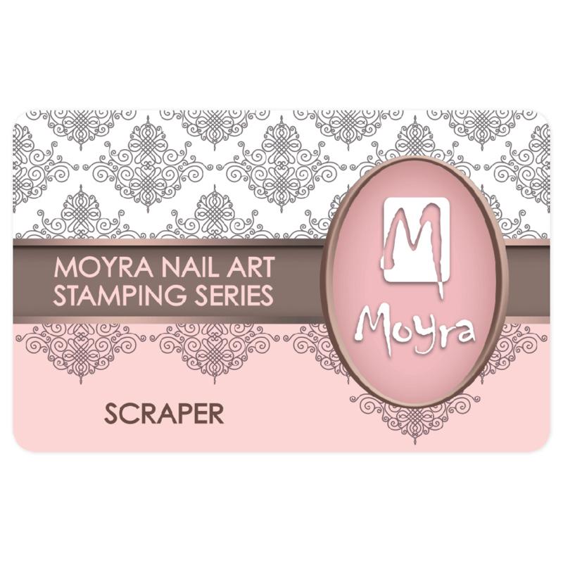 Moyra Scraper 1 Light Rose