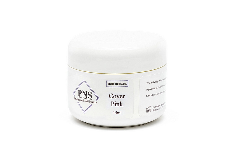 PNS Builder Gel COVER PINK 15ml