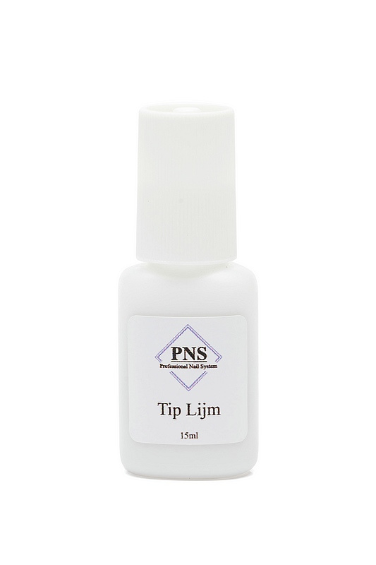 PNS Tip lijm 7,5ml met borstel