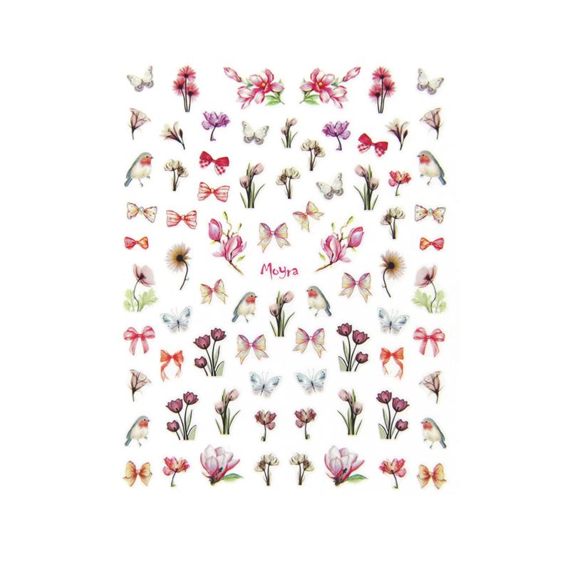 Moyra Matrica Sticker No.12