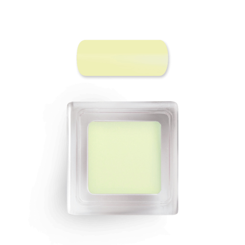 Moyra Color/Glitter Acryl 33 Pastel Yellow