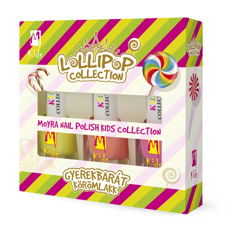 Moyra Kids Collection Lollipop